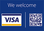 Scan to pay with Visa